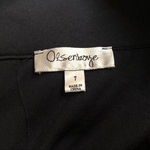 Olsenboye Skirts - Black Flouncy Olsenboye Skater Mini Skirt Size 7